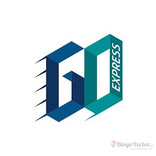 Go Express Garuda Logo Vector Cdr Vector Logo Logos Express Logo