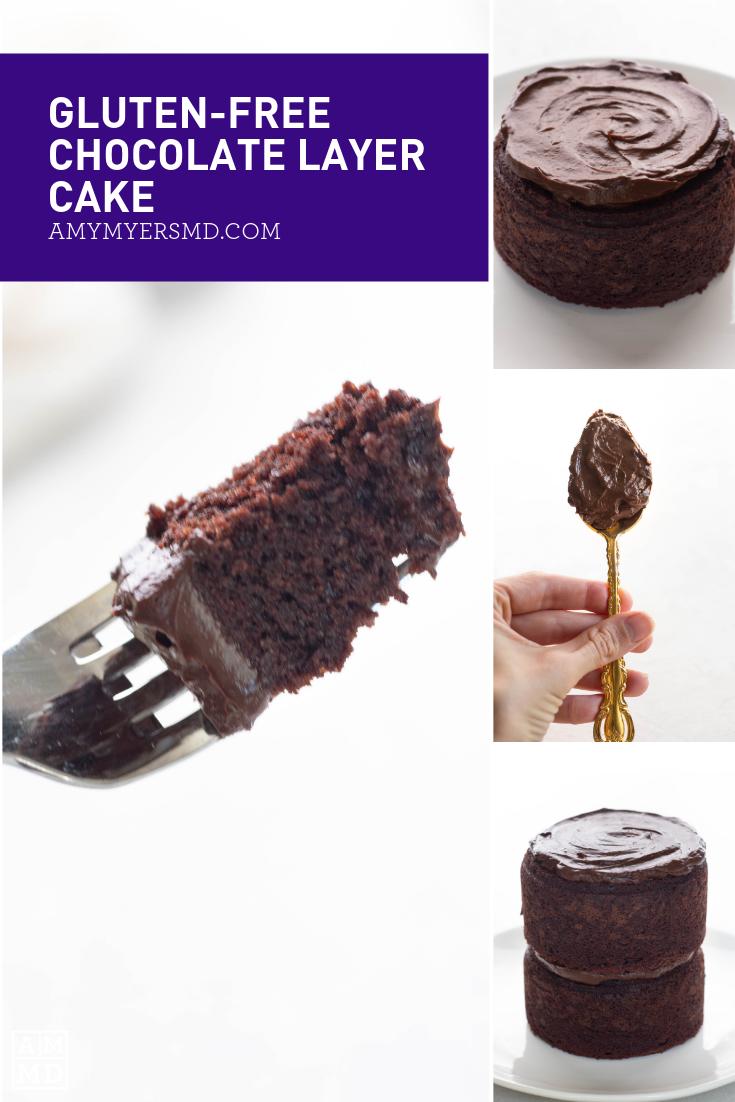 Fine Gluten Free Chocolate Birthday Cake Recipe Gluten Free Funny Birthday Cards Online Hendilapandamsfinfo