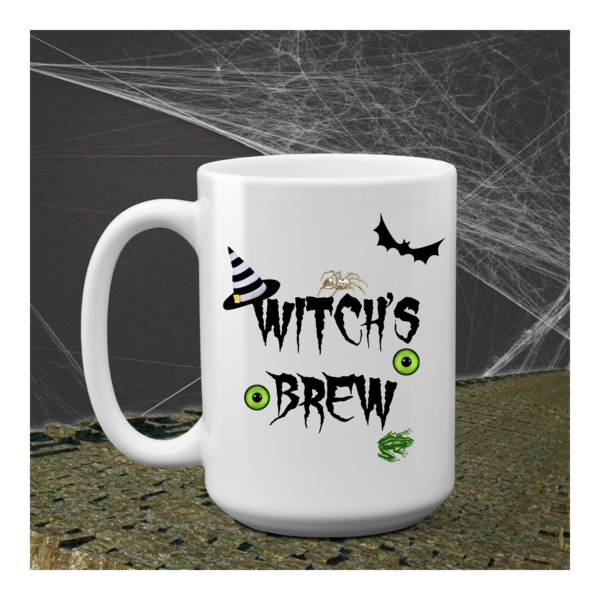 Witch s Brew coffee mug