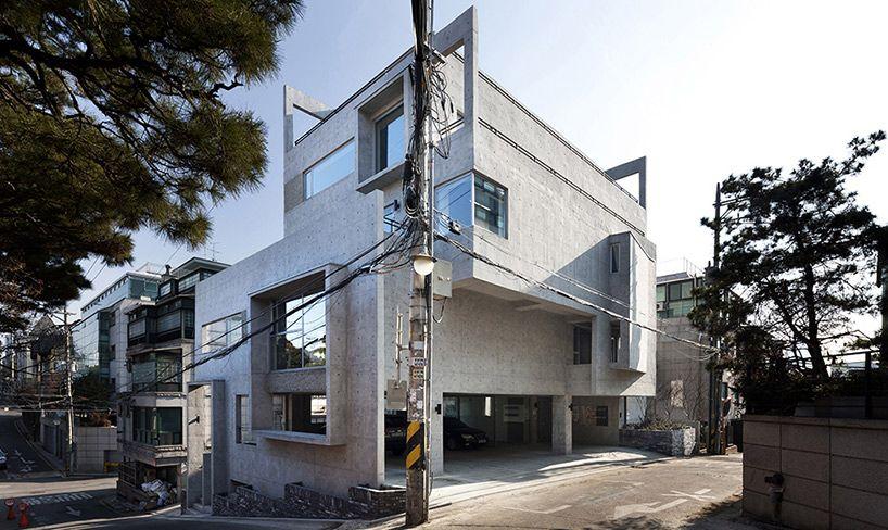 Studio GAON Mise En Abyme Photography Nonhyun Dong South Korea Designboom
