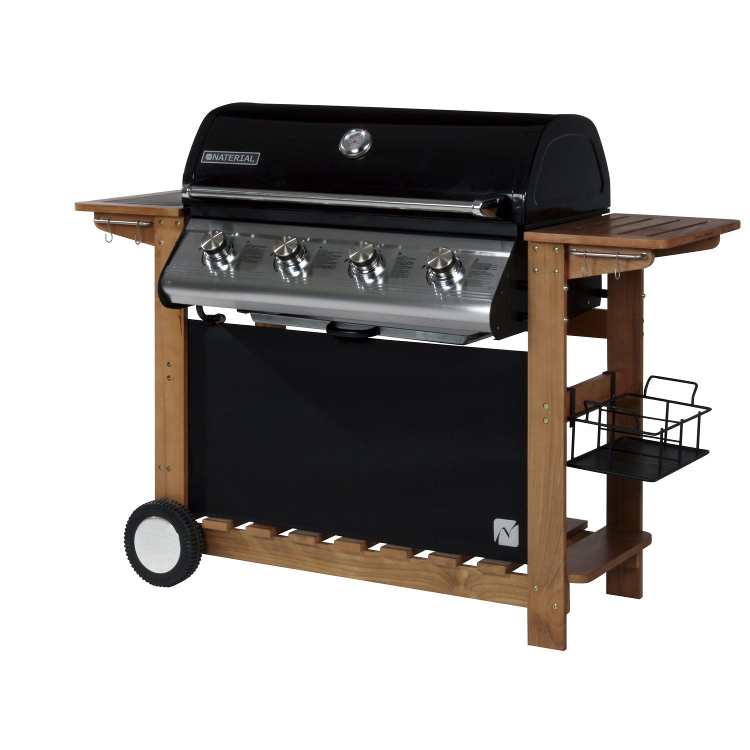 barbecue au gaz naterial wallaby acquisti pinterest
