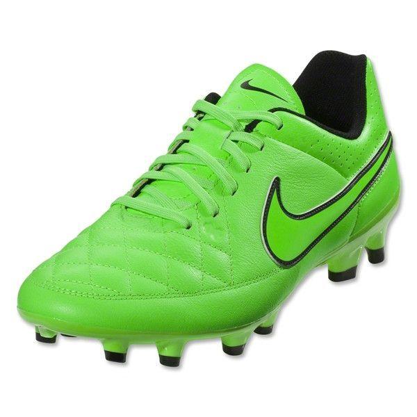best website c6f6a ed08e Nike Tiempo Legend V FG - Green Strike Green Strike-Black-Black (Lightning  Storm Pack)