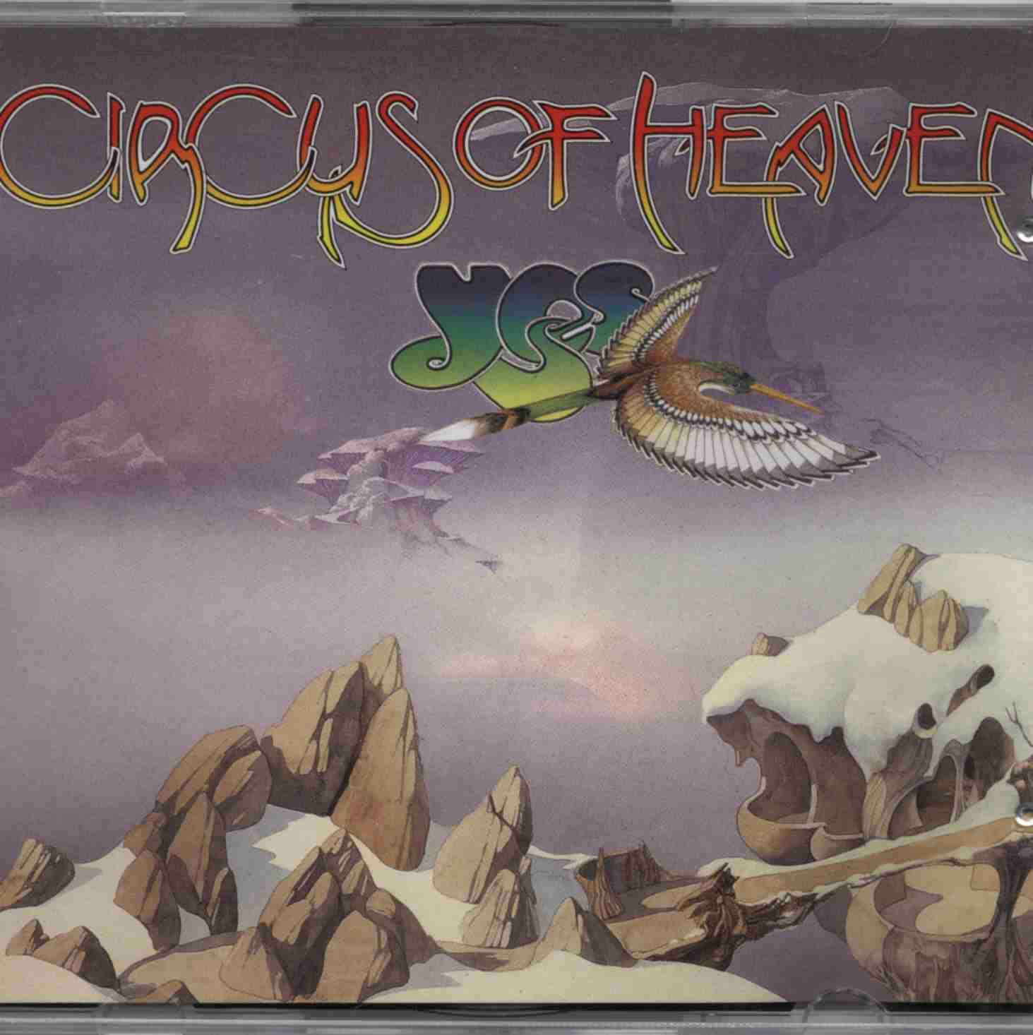 Pin By Anne Hall On Music In 2019 Roger Dean Dean Yes