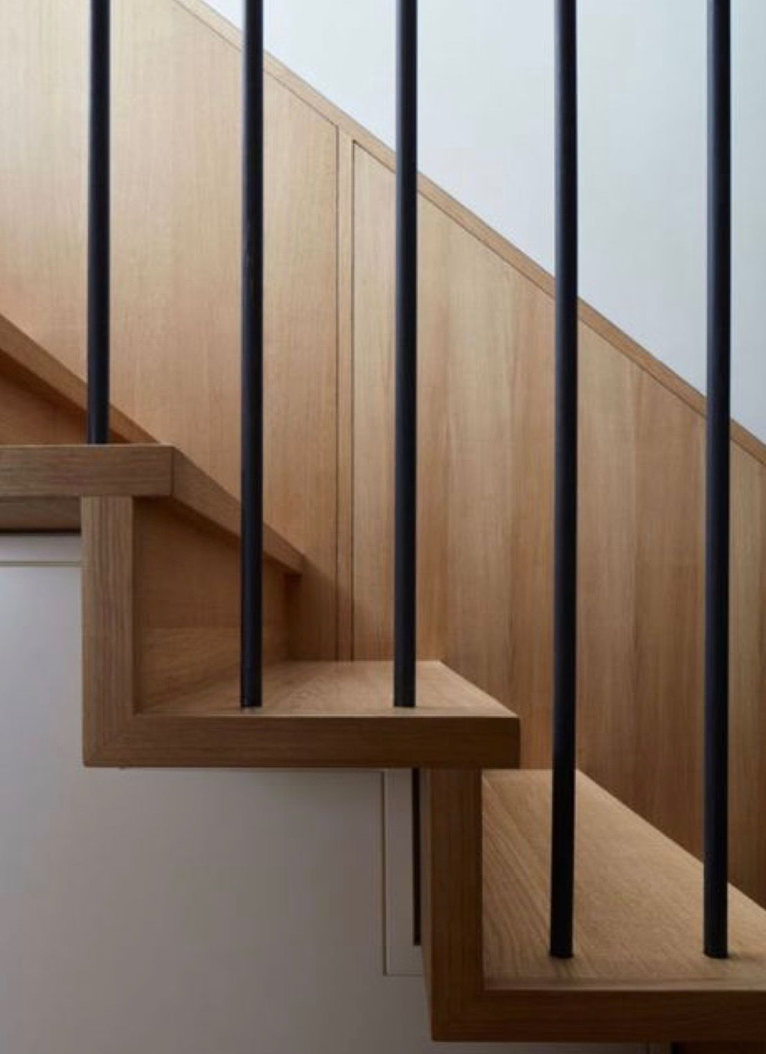 Pin By Nuela Designs On Oneglia Staircase Decor Modern Stairs