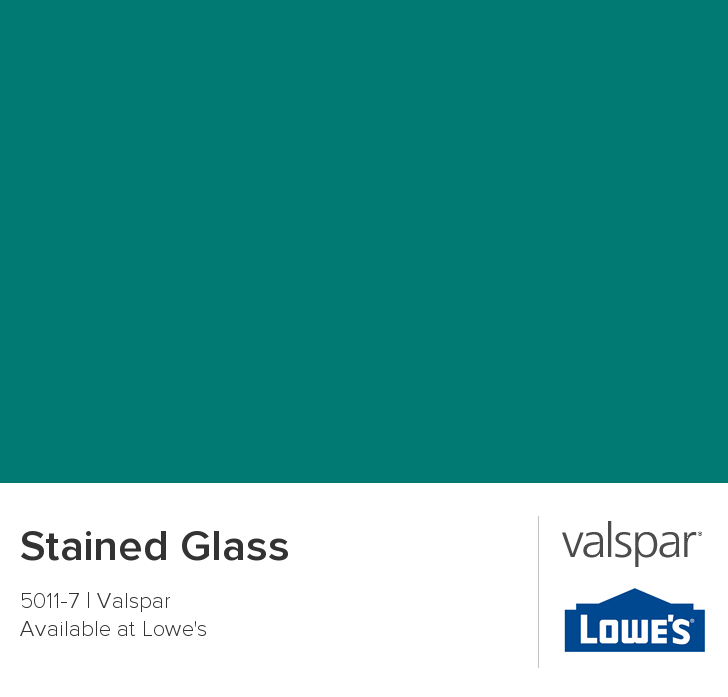 Stained glass from valspar on  piece of furniture front door colors wall also best images color palettes pallets rh pinterest