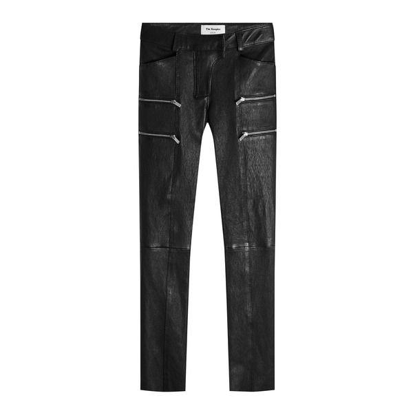 The Kooples Skinny Pants aus Lammleder Ich liebe diese Lederhose  /Lederleggings #affiliate