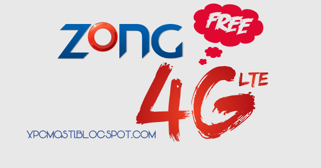 How use free internet on zong 3g4g latest 100 working with new 4g internet fandeluxe Choice Image