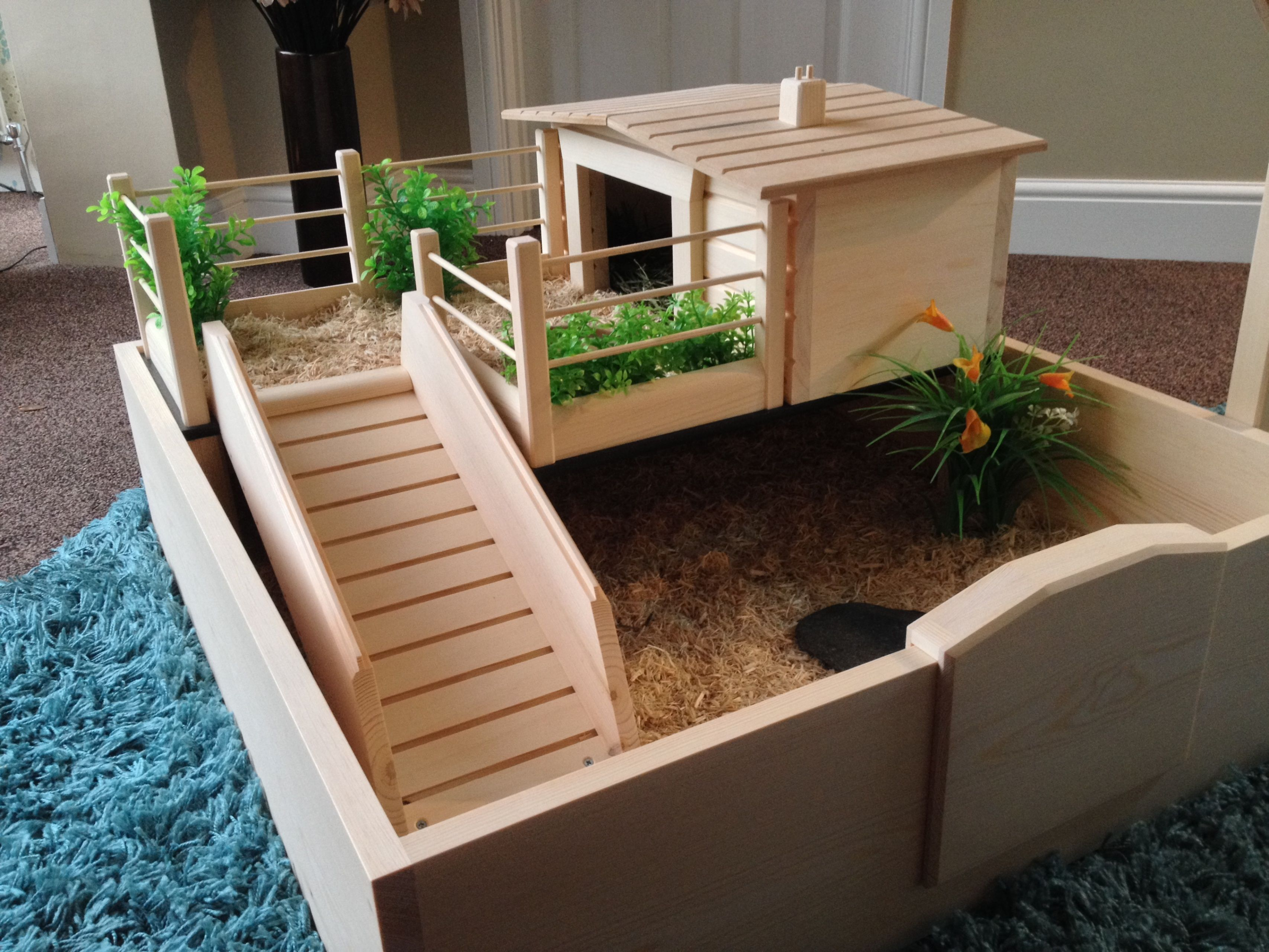 The Villa Pet and Tortoise World Casas para animais