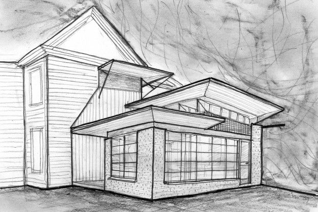 simple architectural drawings. Simple Architectural Sketches Unique Whitehurst Architect Drawings