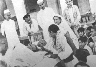 Pin em Mahatma Gandhi