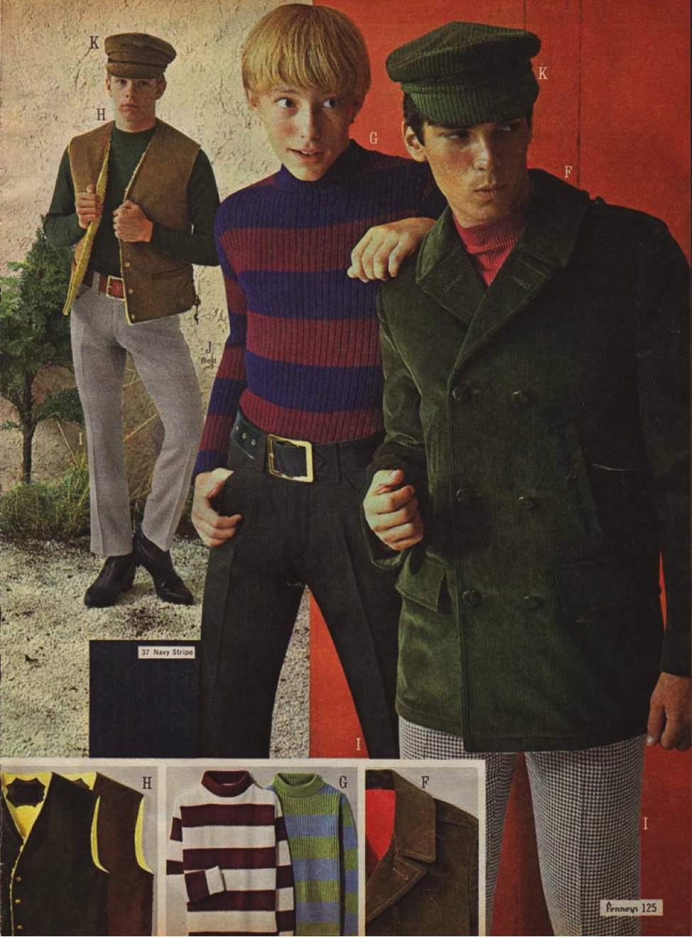 THE SWINGING 60s – How Men's Fashion Exploded | 1960s ...