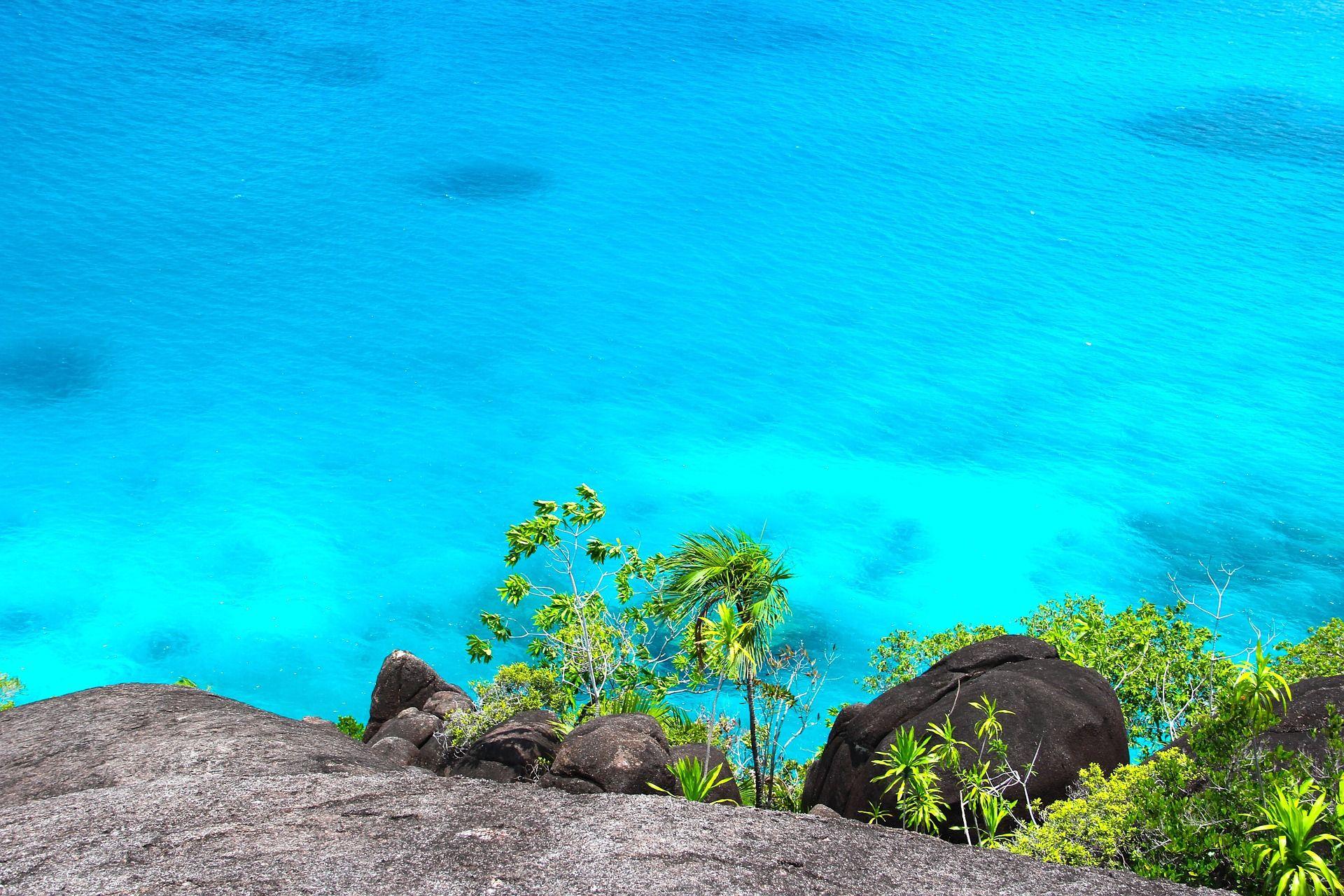 Bem-vindo ao paraíso chamado Seychelles
