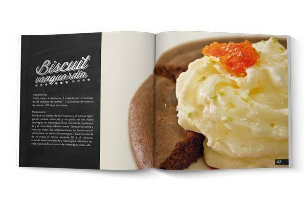Recipe book design booklet brochures inspirations pinterest recipe book design forumfinder Image collections