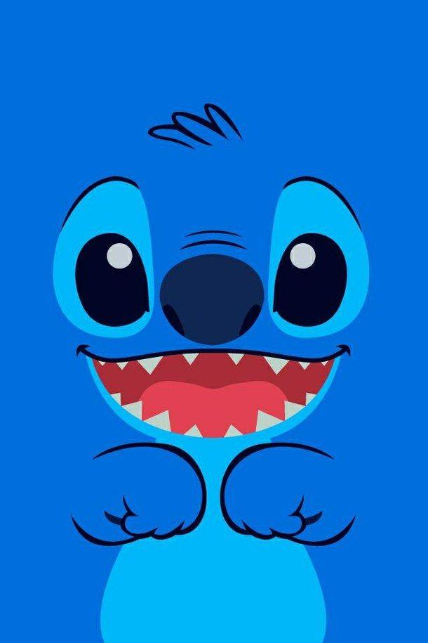 Beautiful Blue Cute Disney Love Stitch Wallpaper Lilo