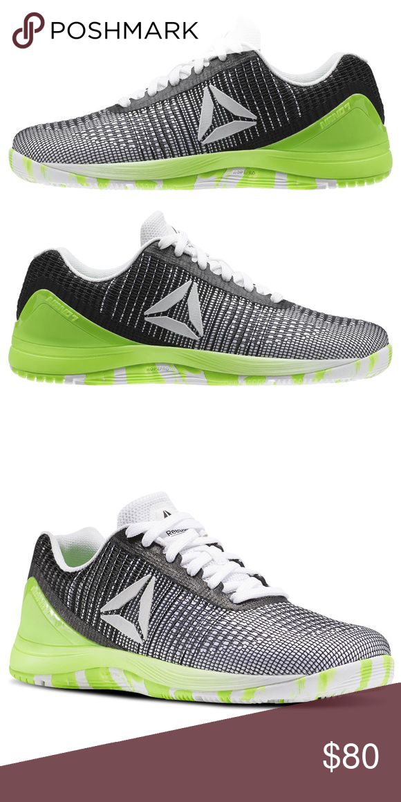 NEW REEBOK Crossfit Nano Weave 7 Size 9 Perfect for weightlifting at the  gym. Brand b871d7c9a