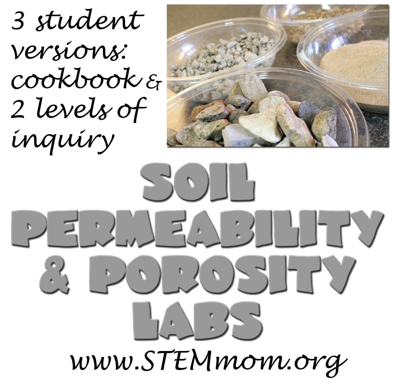 Soil Permeability And Porosity Lab