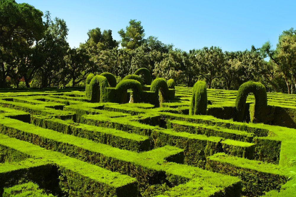 7 De Los Mejores Parques Infantiles De Barcelona Barcelona Secreta Jardines Secretos Parques Barcelona