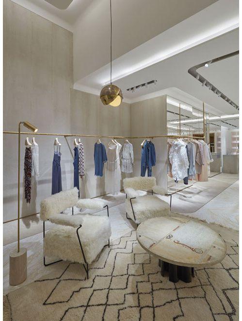 Hot spot   une nouvelle boutique Chloé avenue Montaigne  a6dbd8a7b