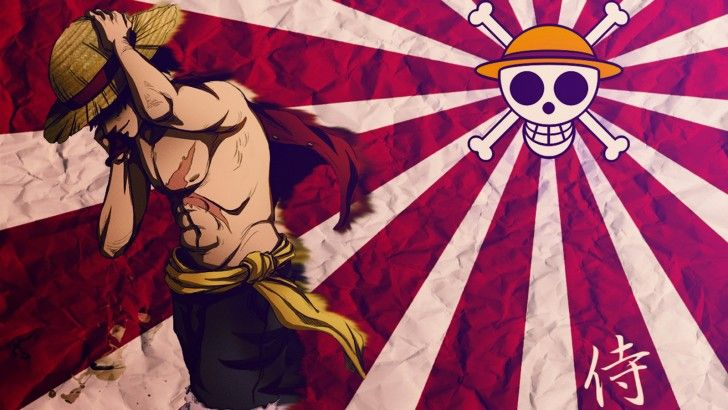One Piece Monkey D Luffy Anime Picture 1366x768 Anime Monkey D Luffy One Piece Luffy