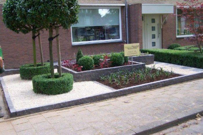 Kleine voortuinen avg yahoo zoekresultaten tuinen pinterest front yards and gardens - Rijtjeshuis fotos ...