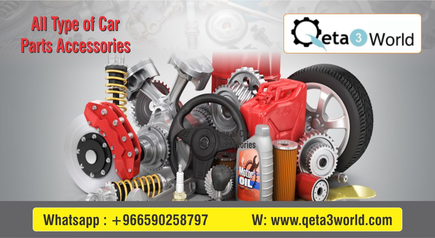Pin By Qeta World On Qeta World Used Car Parts Car Spare Parts