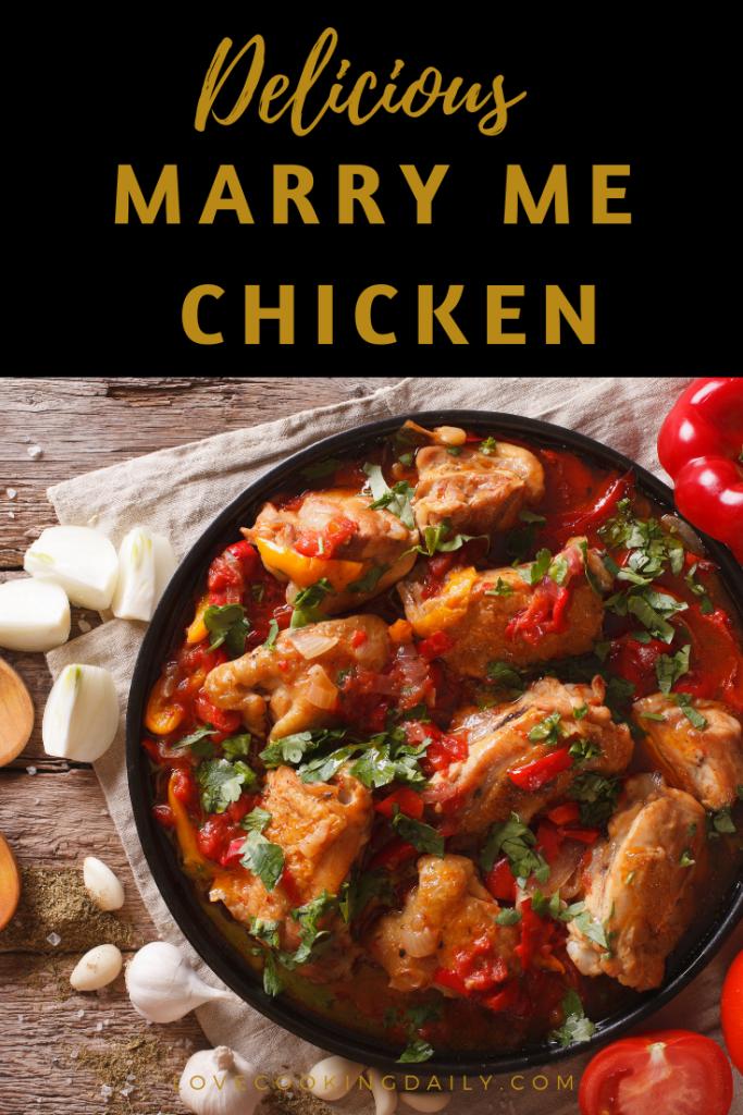 Delicious Marry Me Chicken Recipe #marrymechicken Delicious Marry Me Chicken Recipe #marrymechicken