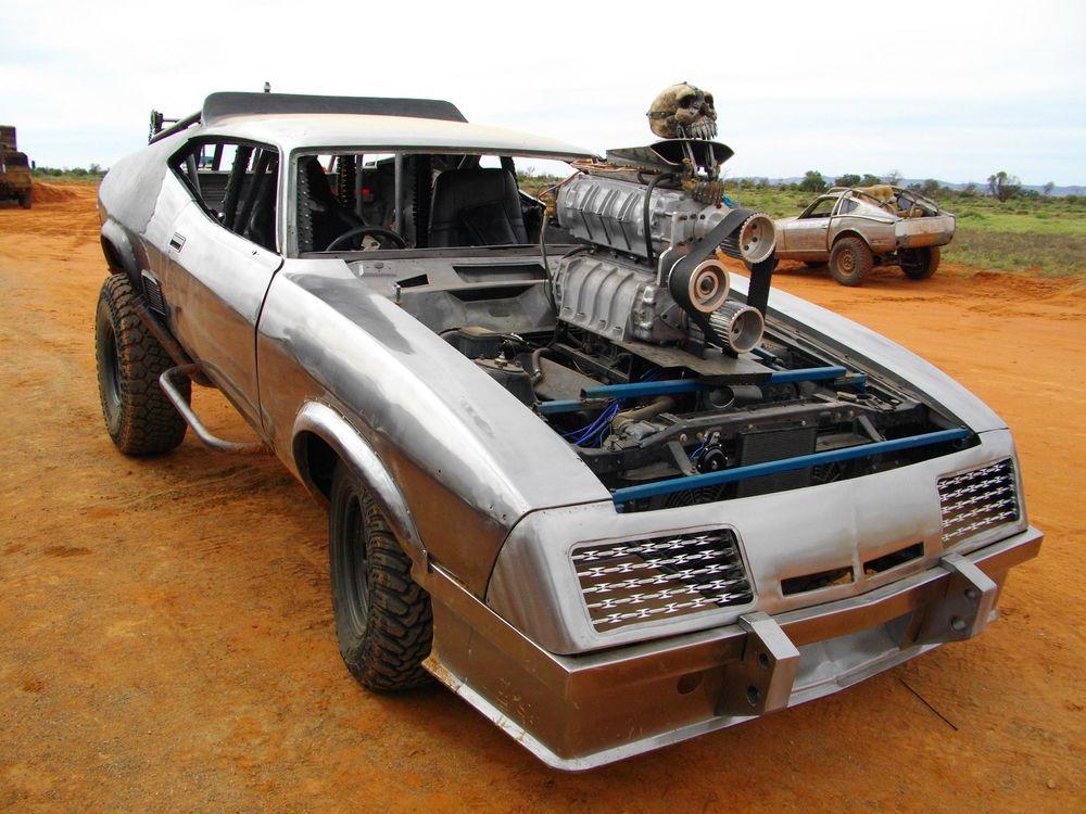 Ford Falcon Xb Gt Coupe 1973 Razor Cola Aka Caltrop No 6