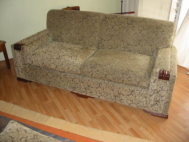 1930 S English Art Deco Sofa 450 00