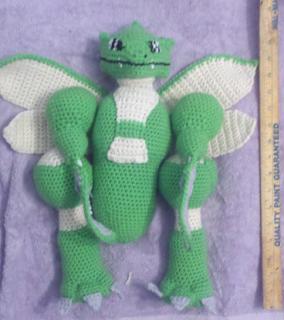 Crochet Fanatic: #123 Scyther