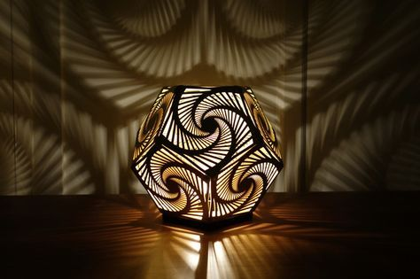25 Sacred Geometry Art Lights That Will Leave You Breathless | Earth. We are one