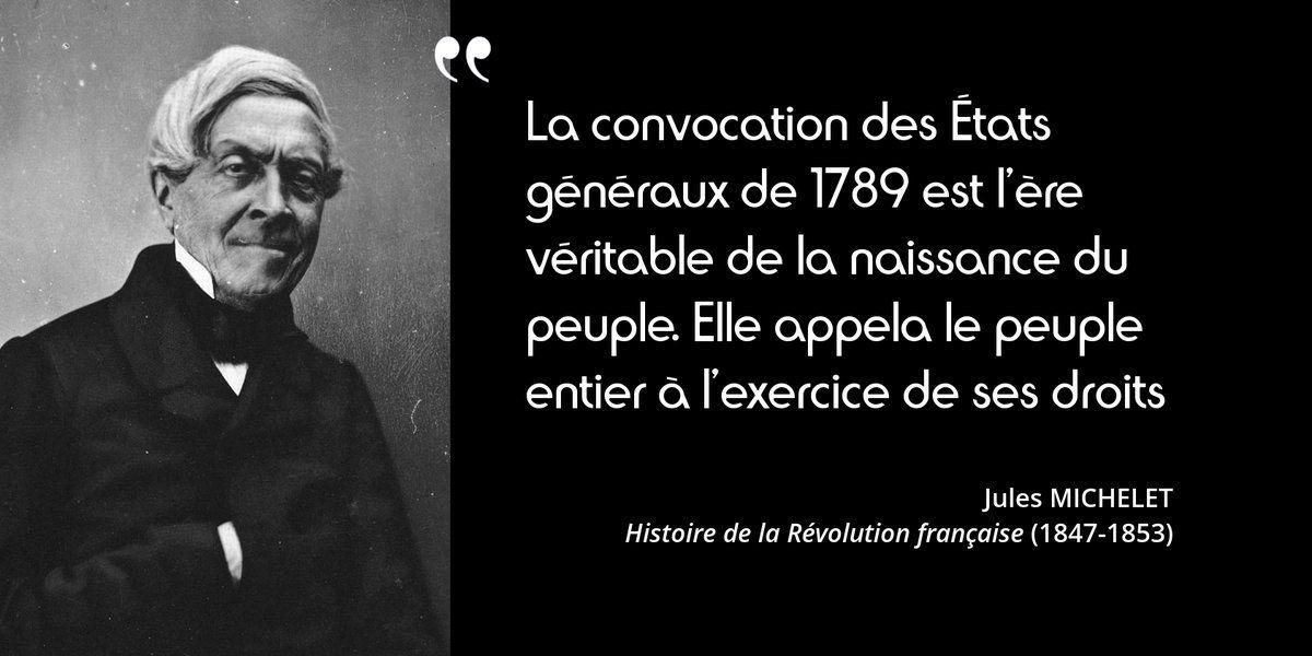 5 Mai 1789 Ouverture Des Etats Generaux Citations Historiques Citation Revolution Francaise