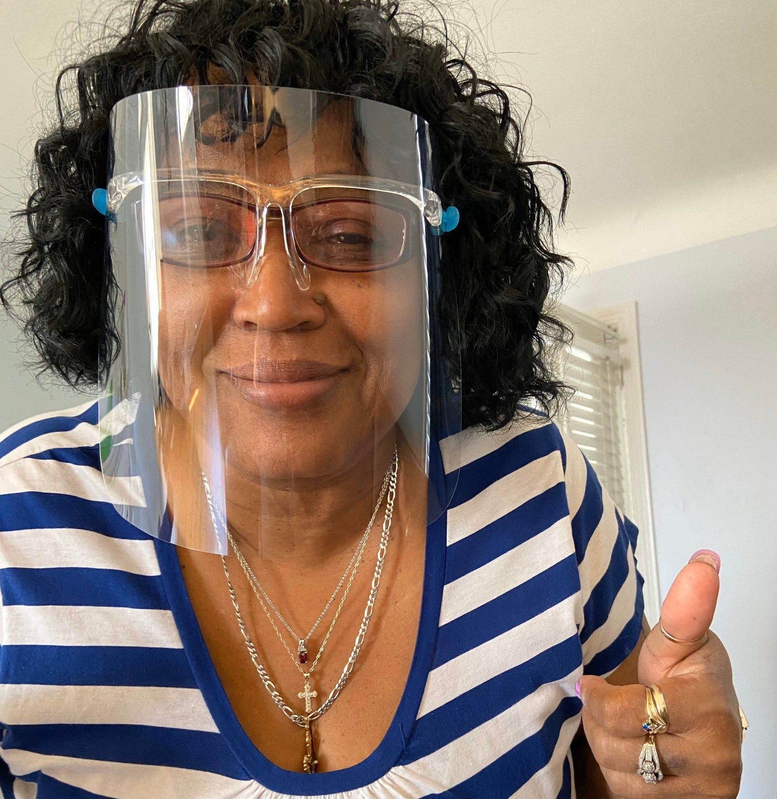 Face shield glasses protective shield face shield mask
