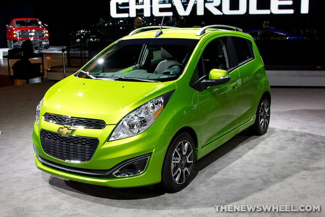 New 2016 Chevrolet Spark Colors Make You Hungry For More Amery