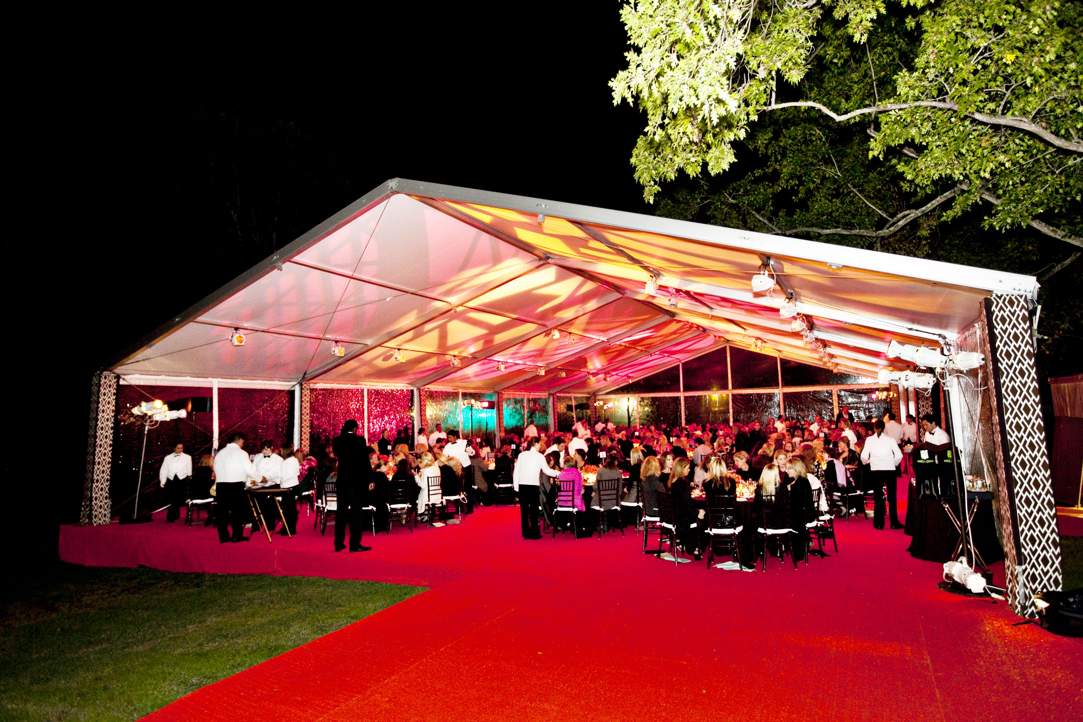 Tented Event White Tent Large Outdoor Party Large