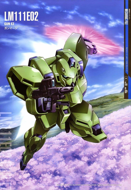 Mobile Suit Gundam Mechanic File High Quality Image