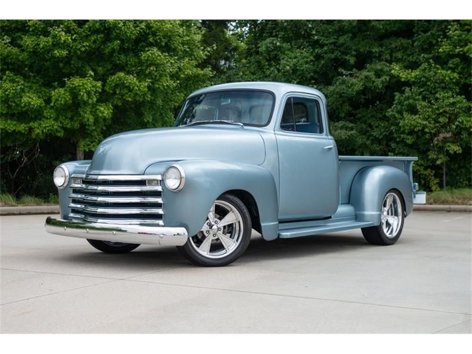 Large Photo Of 54 3100 Omvc Classic Pickup Trucks Classic
