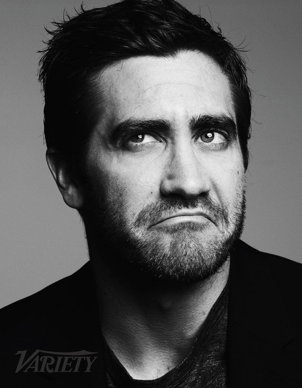 Jake Gyllenhaal,photographed byBen Hassett for Variety, Dec 2014.