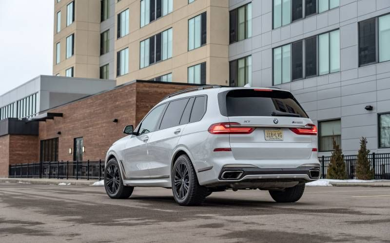 BMW X7 M50i 2020 in 2020 Bmw x7, Bmw, Sport utility vehicle
