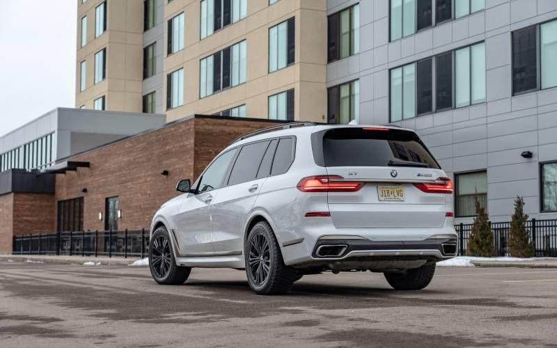 BMW X7 M50i 2020 in 2020 Bmw x7, Bmw, Sport utility vehicle