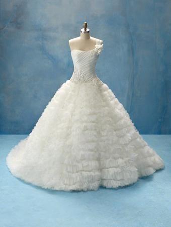 sleeping beauty disney princess wedding dress | wedding dresses ...