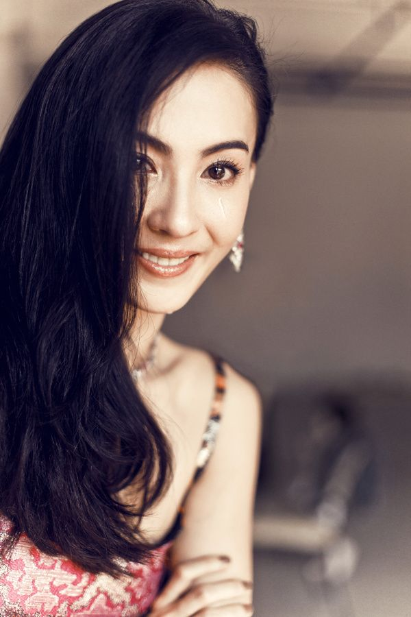 Cecilia cheung hairy
