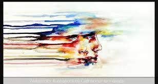 watercolor art - Buscar con Google
