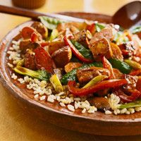 (Chicken) Tofu Stir Fry - recipe will be altered to Tofu Stir Fry!