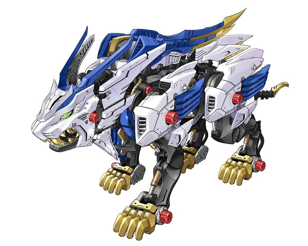 Pin by Ade Jeffry on Zoids in 2020 Robot art, Gundam