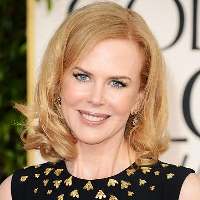 Nicole Kidman S Changing Looks Belleza