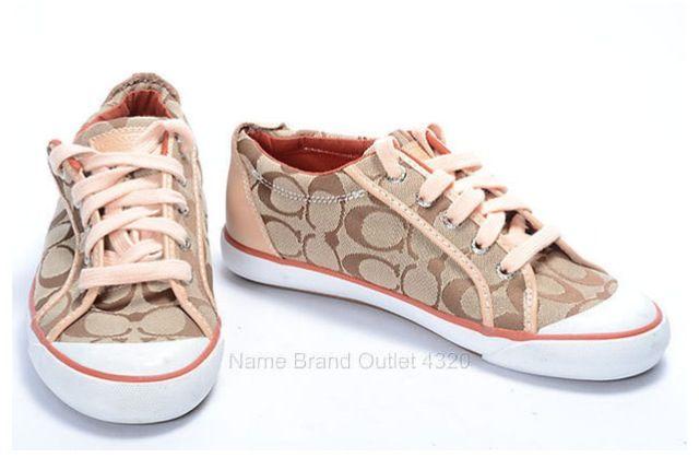 Coach tennis shoes, Tennis shoe