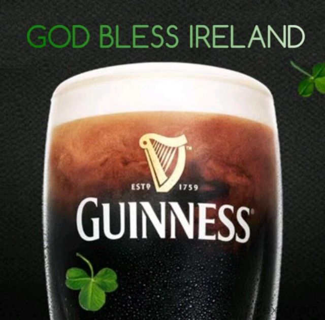 Ireland life blood of ireland guinness have lots here for Guinness beer in ireland