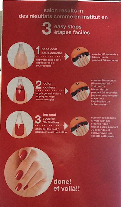 GIVEAWAY: Makeup Review, Swatches: Sally Hansen Salon Insta Gel ...