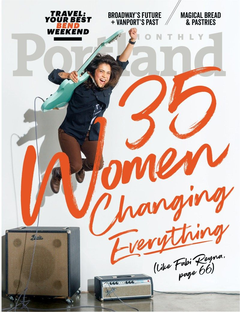Portland Monthly Magazine - Winterguide 2020 by