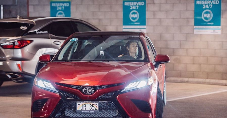 Toyota Picks Hawaii for Its Entry Into the Ridesharing